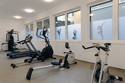 Photo du fitness